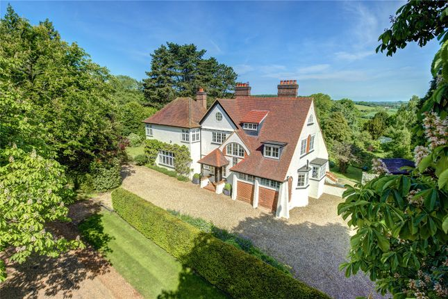 Thumbnail Detached house for sale in Grimms Hill, Great Missenden, Buckinghamshire