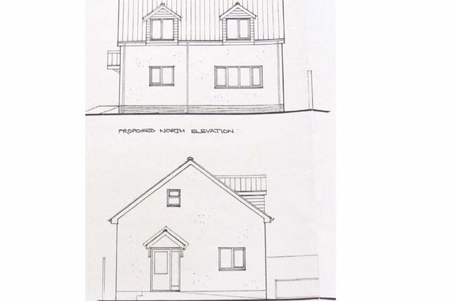 Thumbnail Land for sale in Church Road, East Huntspill, Somerset