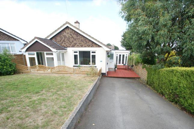 Thumbnail Detached bungalow for sale in Field Close, Preston, Paignton