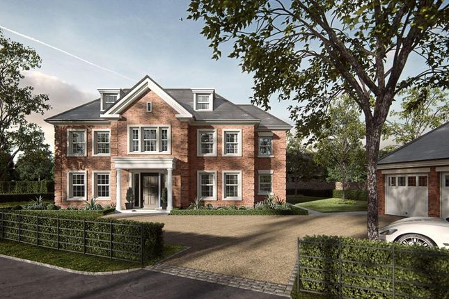 Thumbnail Detached house for sale in Southlands Road, Wokingham