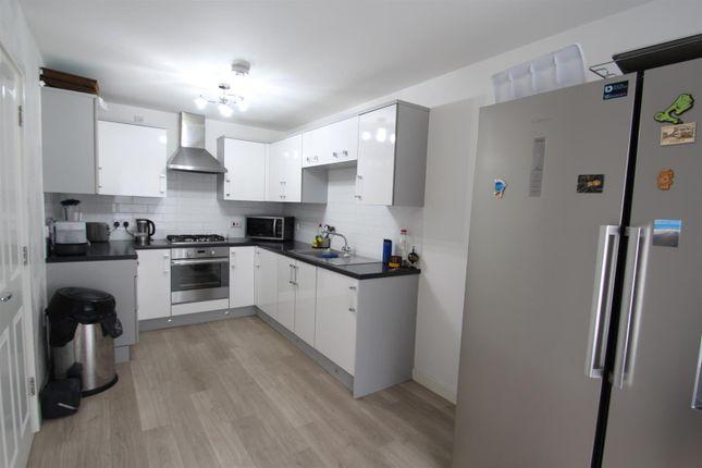 Kitchen of Wodell Drive, Wolverton, Milton Keynes MK12