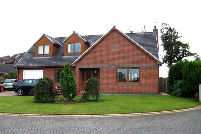 Thumbnail Detached house for sale in Mayfield, Blackwell, Carlisle, Cumbria