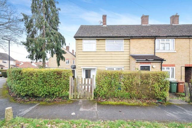 Thumbnail End terrace house to rent in Whittlesea Path, Harrow