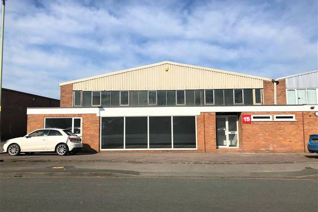 Thumbnail Light industrial to let in Malmesbury Road, Kingsditch Trading Estate, Cheltenham