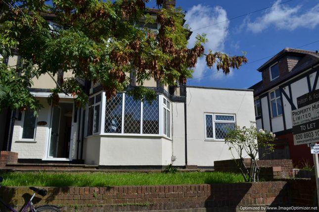 Thumbnail Maisonette to rent in Heather Park Drive, Wembley