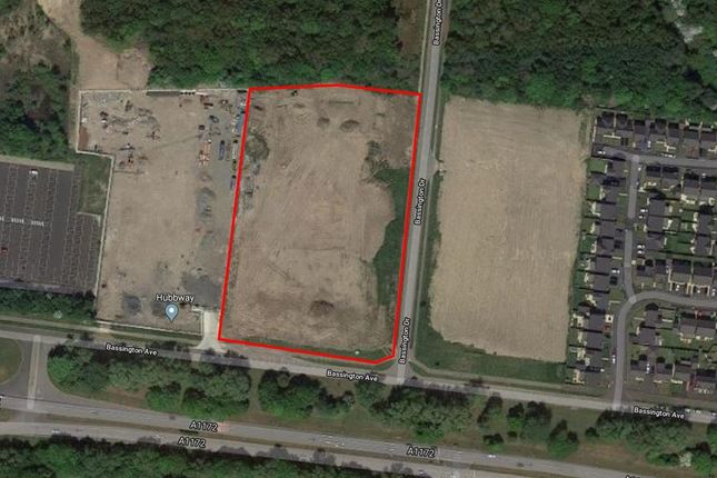 Thumbnail Land to let in Bassington Avenue, Cramlington