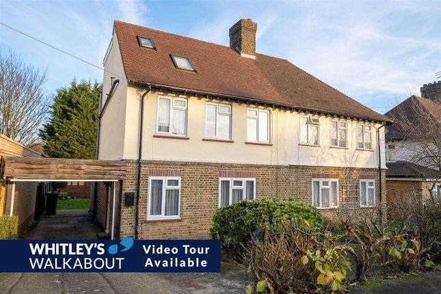 Thumbnail Semi-detached house for sale in Royal Lane, Yiewsley, Middlesex