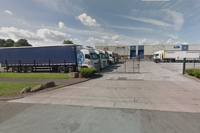 Warehouse to let in Gawsworth Court - Unit 14, Risley Road, Warrington