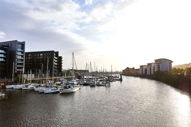 Thumbnail Flat for sale in Bayscape, Cardiff Marina, Watkiss Way, Cardiff
