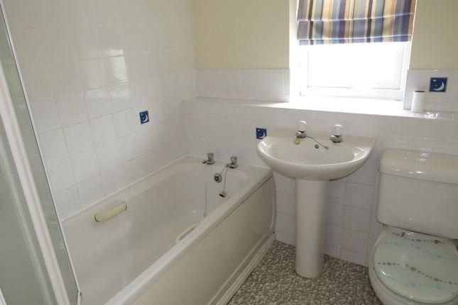 Bathroom: of Oakden Close, Bramshall, Uttoxeter ST14