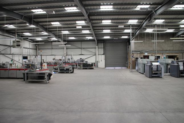 Thumbnail Light industrial to let in 6B Weldon Road, Loughborough, Leicestershire