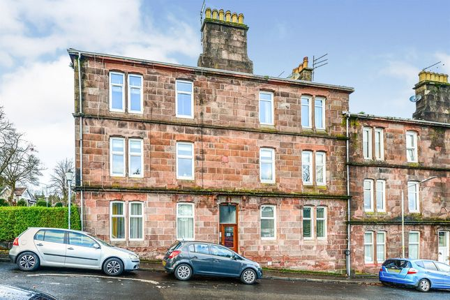 Thumbnail Flat for sale in Levenford Terrace, Dumbarton
