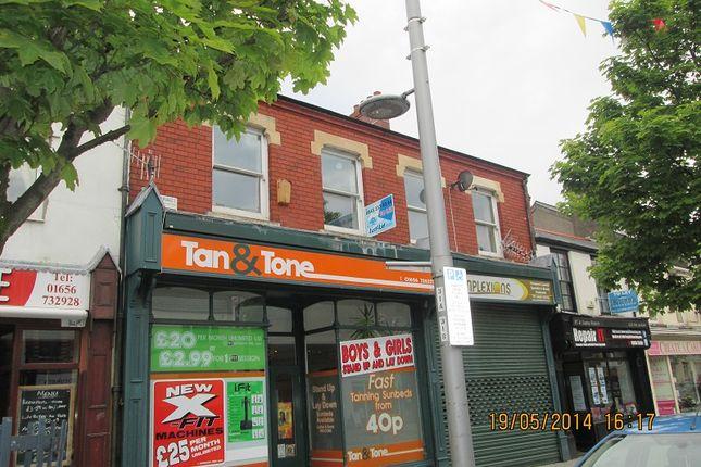Thumbnail Flat to rent in Flat 19-20 Commercial Street, Maesteg, Bridgend.
