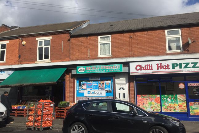 Thumbnail Flat to rent in Birchill Street, Walsall, West Midlands