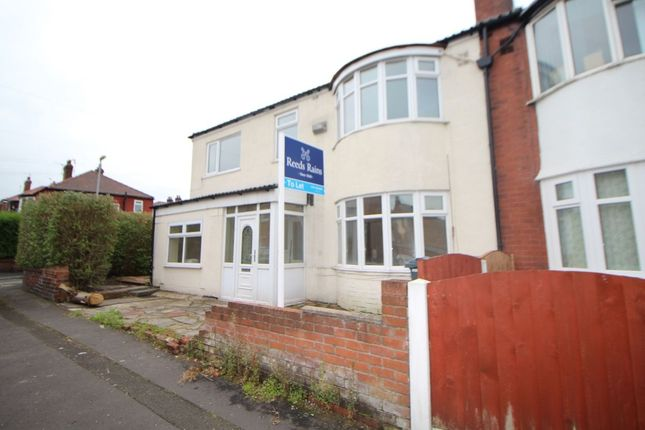 Thumbnail Semi-detached house to rent in Harrop Street, Abbey Hey, Manchester