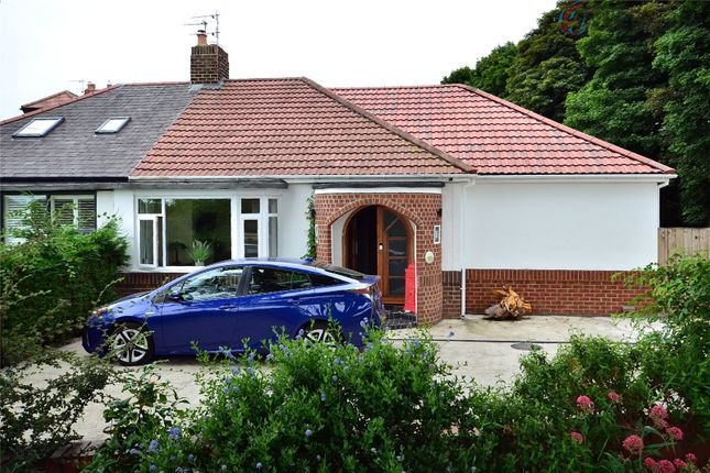 Thumbnail Bungalow for sale in Witton Grove, Durham