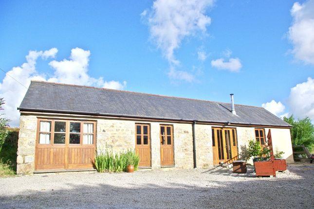Thumbnail Barn conversion to rent in Stithians, Truro