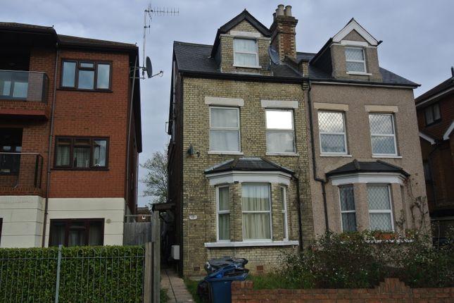 Thumbnail Block of flats for sale in High Street, Wealdstone