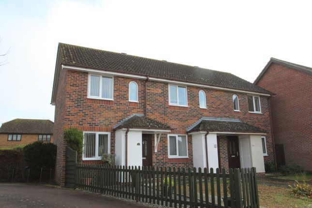 2 bed terraced house to rent in Wright Lane, Grange Farm, Kesgrave IP5