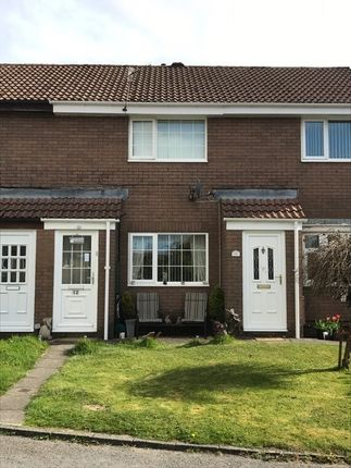 Thumbnail Terraced house to rent in Briars Close, Ebbw Vale