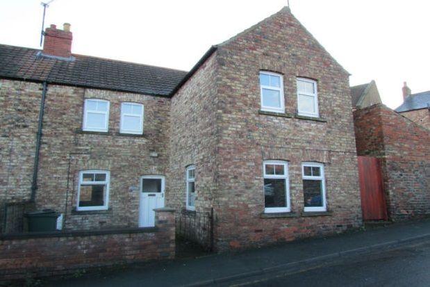 Thumbnail Town house to rent in Princess Road, Malton