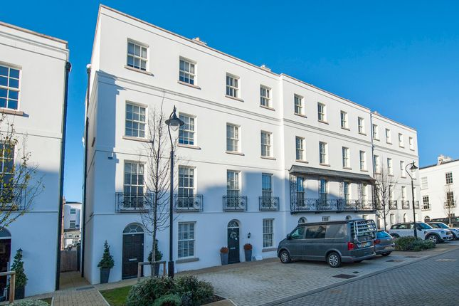 Thumbnail 4 bed town house for sale in Regency Place, Cheltenham, Glos.