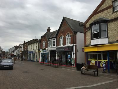 Thumbnail Retail premises for sale in 21 And 21A, Queen Street, Haverhill