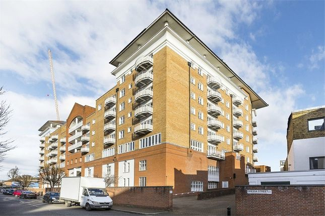 Thumbnail Flat for sale in New Caledonian Wharf, 6 Odessa Street, London