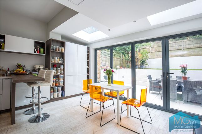 Thumbnail Detached house to rent in Woodland Rise, London