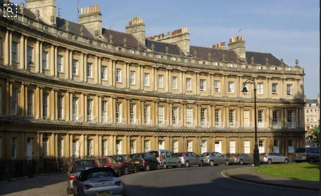 Thumbnail Property to rent in The Circus, Bath