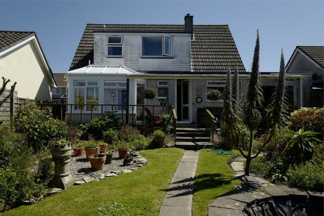 Thumbnail Detached house for sale in Porthmeor Road, St Austell, Cornwall