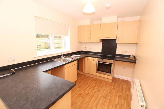 Kitchen of Locomotion Lane, Darlington, Durham DL2