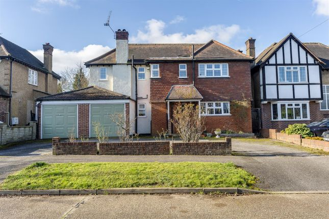 Thumbnail Detached house for sale in Beresford Road, Cheam, Sutton