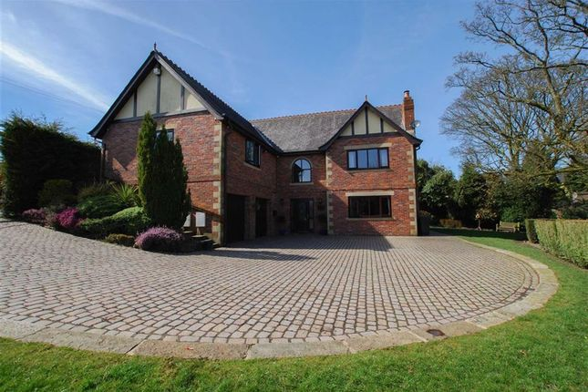 Thumbnail Detached house for sale in Riders Gate, Bury, Greater Manchester
