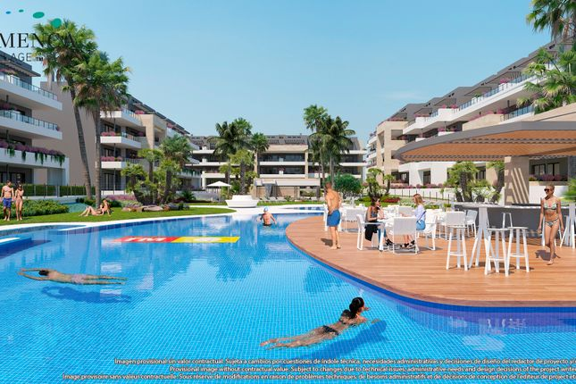Thumbnail Apartment for sale in Playa Flamenca, Orihuela Costa, Alicante, Valencia, Spain