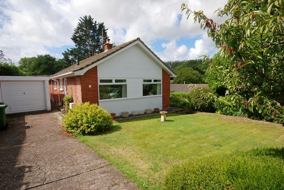Detached bungalow for sale in Brook Meadow, High Street, Newton Poppleford, Sidmouth