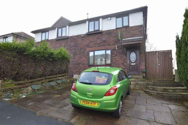Thumbnail Semi-detached house to rent in Hillside, Burnley