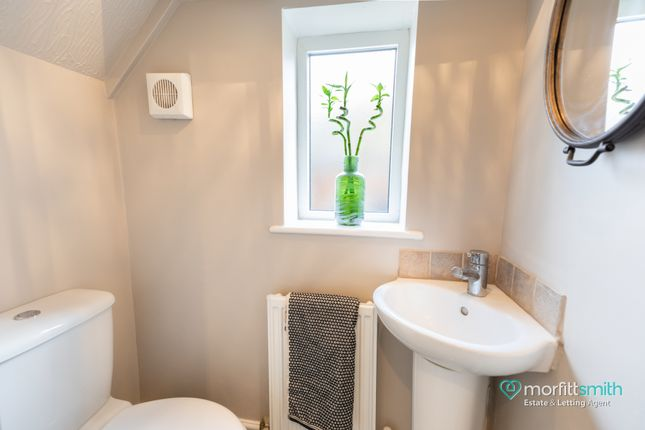 Downstairs WC of Mowson Crescent, Worrall, - Viewing Essential S35