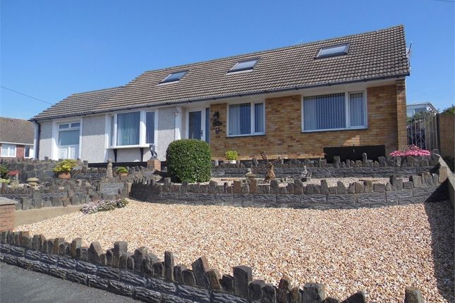 Thumbnail Detached bungalow for sale in 29 Heol Dewi, Fishguard, Pembrokeshire