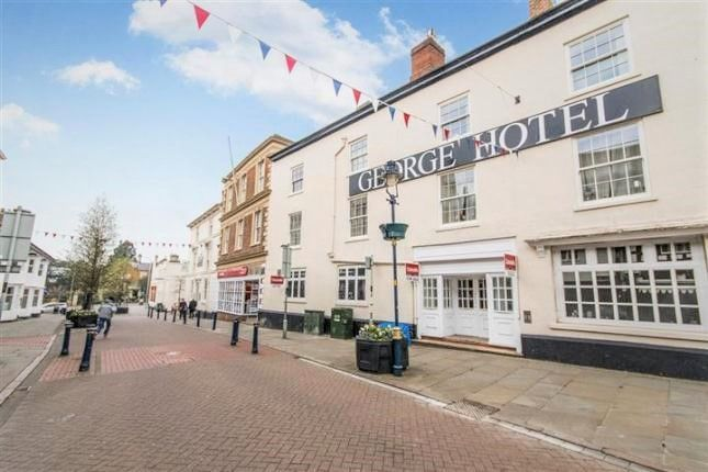 Thumbnail Flat for sale in High Street, Melton Mowbray