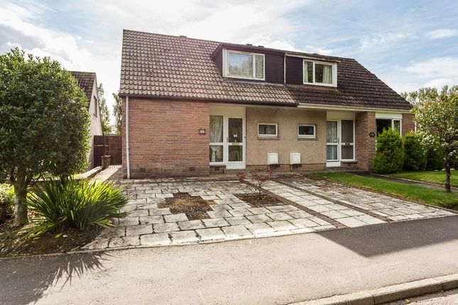 Thumbnail Semi-detached house to rent in Slade Gardens, Kinnordy, Kirriemuir
