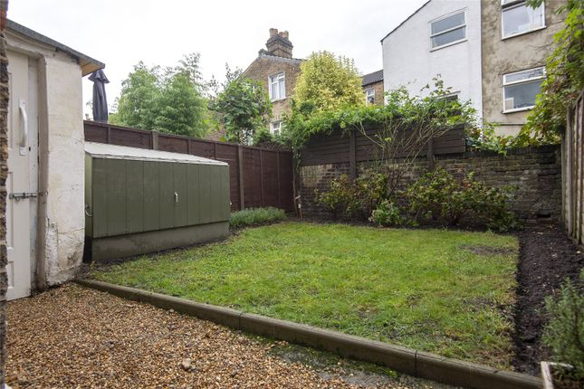 Garden of Barretts Grove, London N16