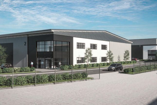 Thumbnail Industrial to let in Units At St Modwen Park, Newport