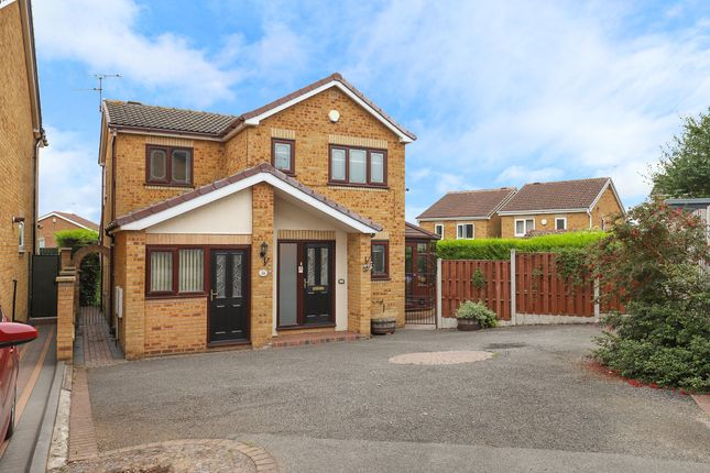 3 bed detached house for sale in Willingham Gardens, Sothall, Sheffield S20