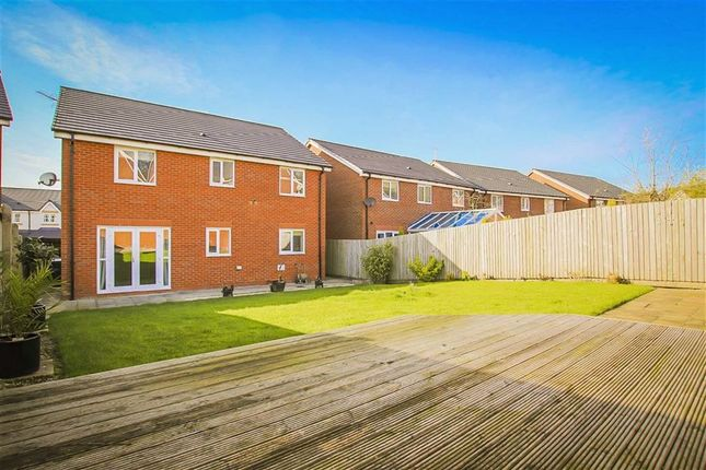 Thumbnail Detached house for sale in Brookfield Lane, Clayton-Le-Woods, Lancashire