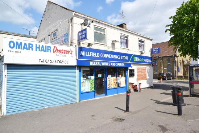 Thumbnail Commercial property for sale in Lincoln Road, Peterborough