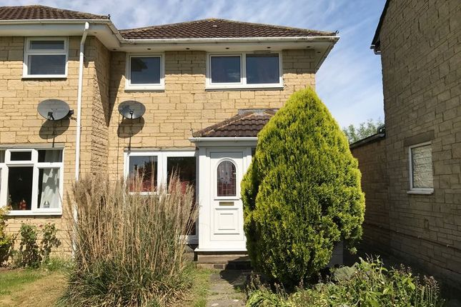 Thumbnail End terrace house to rent in Stratton Heights, Cirencester