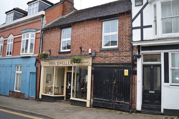 Thumbnail Studio for sale in Stafford Street, Market Drayton
