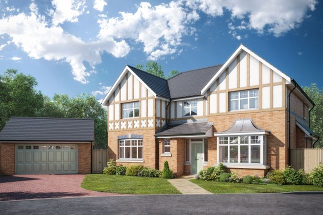 Thumbnail Detached house for sale in Houghtons Lane, Eccleston, St Helens