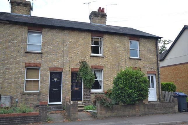 Thumbnail Terraced house to rent in Southmill Road, Bishop's Stortford